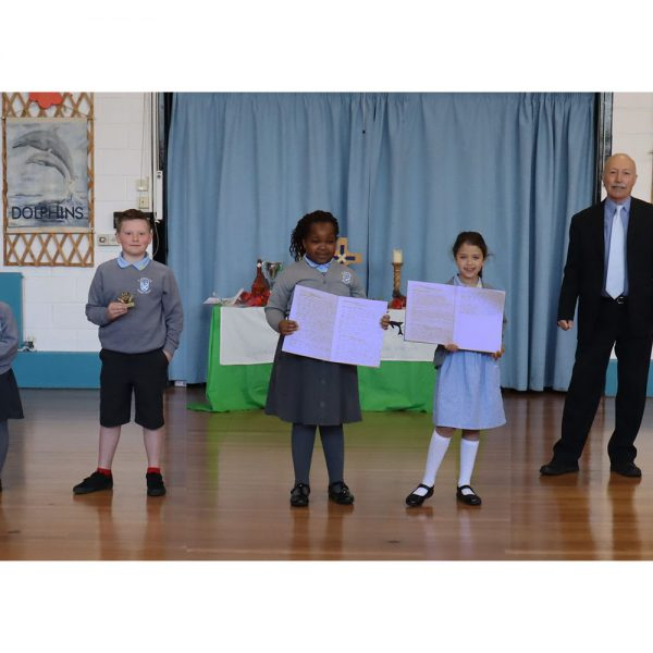 Sharing Assembly 30th April 2021
